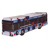 Stadtlinienbus NL 263 / Standmodell, Alu