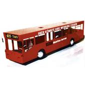 Stadtlinienbus O 405 / Standmodell, Alu