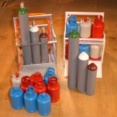 Gasflaschen Propan