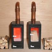 Heizen Holz & Strom