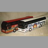 "Neoplan ""Cityliner"" 116 / 3 / Standmodell, Kunststoff"
